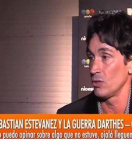Sebastián Estevanez hundió sin querer a Juan Darthés por Calu Rivero ... 8ced587c1cbe9