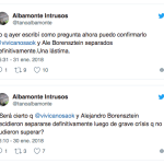 Viviana Canosa se separó de Alejandro Borensztein
