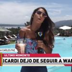 Cinthia Fernández rompió en llanto al ser consultada por la crisis con Matías Defederico