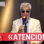 Roberto Pettinato volvió a la carga con polémicas declaraciones