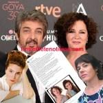 Florencia Bas compartió una durísima carta de una actriz sobre Bertuccelli