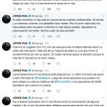 """Jorge Rial confirmó la internación de Morena en un psiquiátrico: """"Estamos viviendo una pesadilla..."""""""