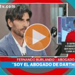 """Fernando Burlando confirmó que es el abogado de Juan Darthés: """"Ponerse del lado de la mujer es lo que vende"""""""