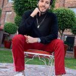 Sebastian Yatra dialogó con CARAS