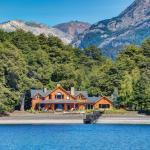 El paraíso privado en Villa La Angostura donde vive Carola Del Bianco