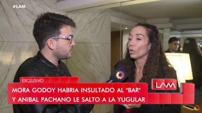 bc60d8fdb997 Mora Godoy, ¿se baja del Súper Bailando 2019? | EntreFilete Noticias