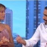 Nicole Neumann salio a bancar a Fede Bal sobre el comentario de Flavio Mendoza