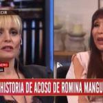 Fuerte cruce entre Moria Casán y Romina Manguel en el programa de Luis Novaresio