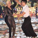 El pase de factura en vivo de Carmen Barbieri a Fede Bal en ShowMatch
