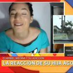 """La hija de Claribel Medina habló de la adicción al alcohol de la actriz: """"Tuvimos un episodio catastrófico"""""""