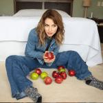 Flor Vigna se alejó de las redes sociales