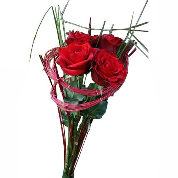 Vos Fleurs Pour La Saint Valentin Avec Entrefleuristes
