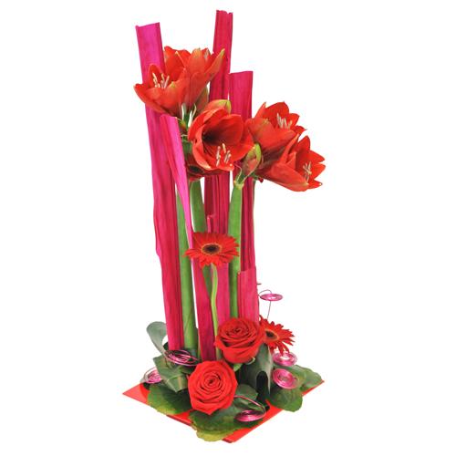 Livraison De Fleurs De Qualits Par Un Artisan Fleuriste