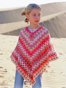Kit Poncho Little Sophie