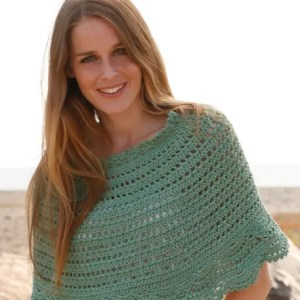 Kit Poncho Spearmint