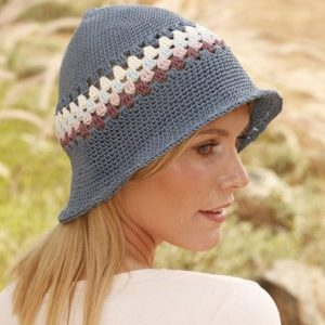 Kit Gorro Sweet Dahlia