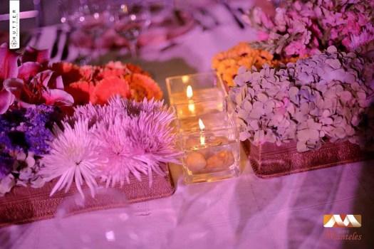 Decoración de bodas campestres