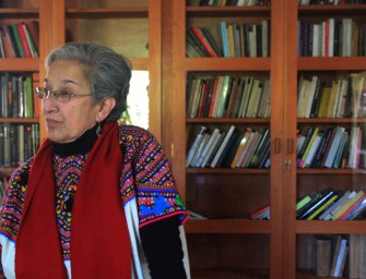 Yolanda Colom: Autora, activista, ex-guerrillera