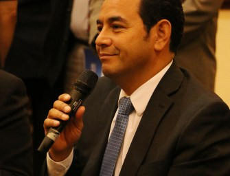 The platform of President-Elect Morales: An empty aspiration