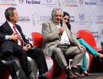 """José Mujica en Guatemala: """"La política no es para hacer plata"""""""