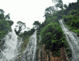 Las enormes cataratas escondidas de San Marcos