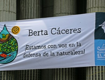 Why did they murder Berta Cáceres?