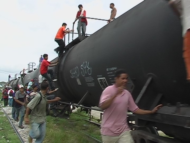 De Guatemala a los Estados Unidos – Foto Uli Stelzner
