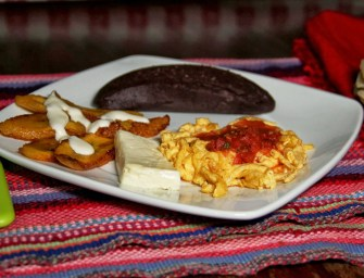 Brunch in Xela – Start your day right