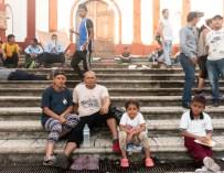 Éxodo migrante: Testimonios II