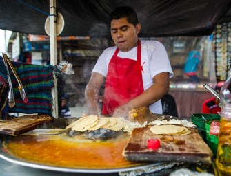 Eat like a local – cheap eats in Xela