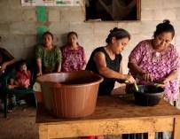Mujeres Luchando por la Seguridad Alimentaria