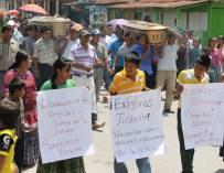 REPRESIÓN CONTRA EL BUEN VIVIR: La lucha de los defensores de derechos humanos