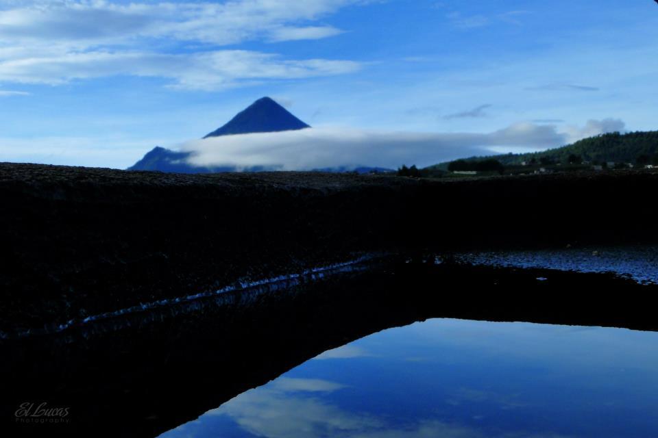 2 Volcanes Santa María y Santiaguito