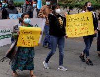 El gobierno las prefiere calladas, pero ellas protestan contra la corrupción