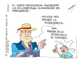 Caricaturas de Filóchofo sobre la realidad nacional e internacional