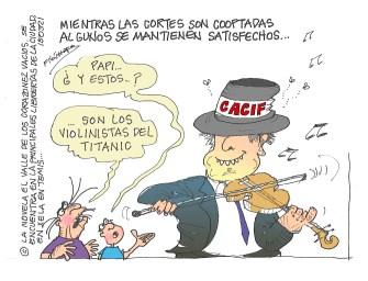 Caricaturas de Filóchofo sobre Realidad Nacional