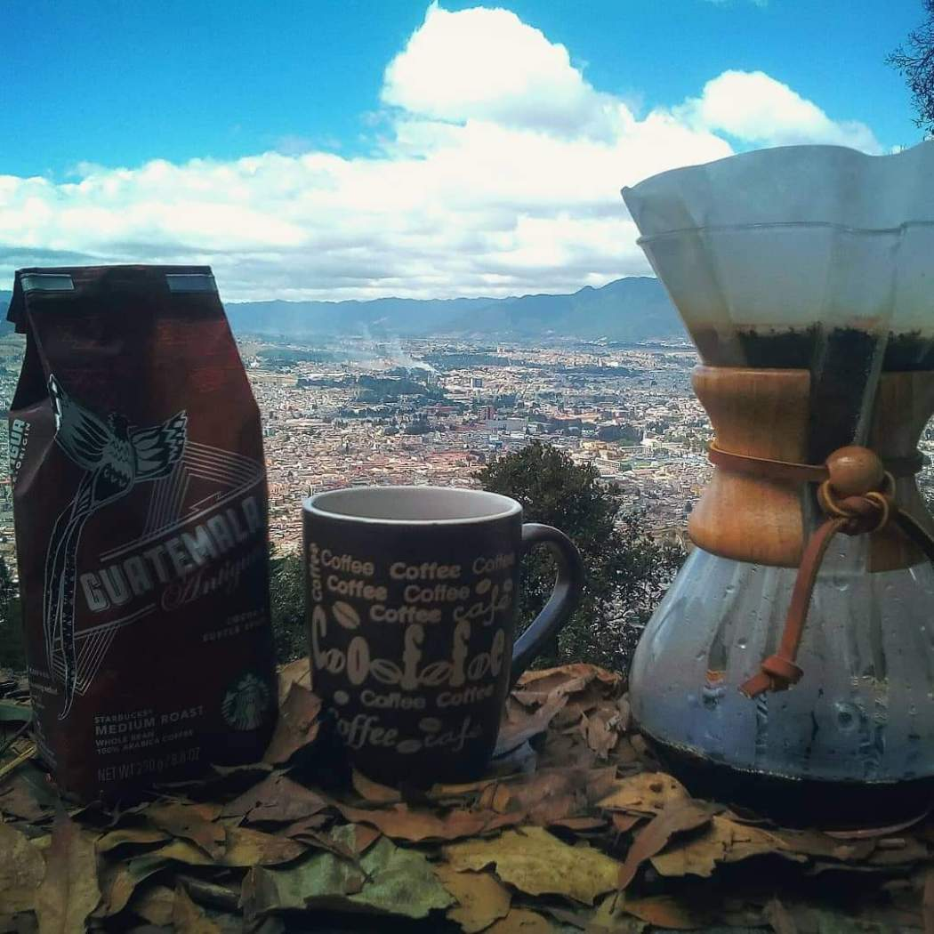 Café Portada