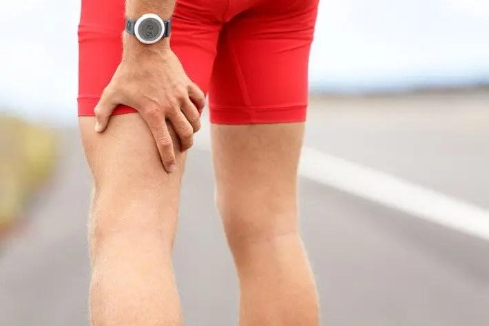 lesion muscular en femoral