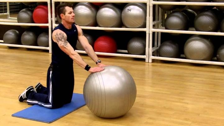Trabaja los brazos y el núcleo con este ejercicio