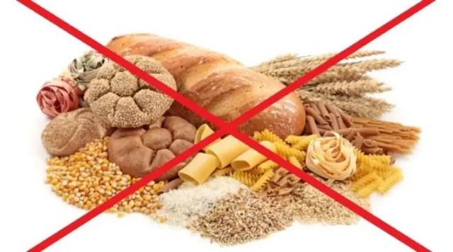 Disminuye el consumo de carbohidratos