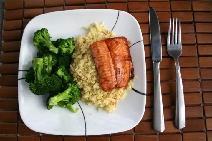 Alimentación balanceada para ganar músculo