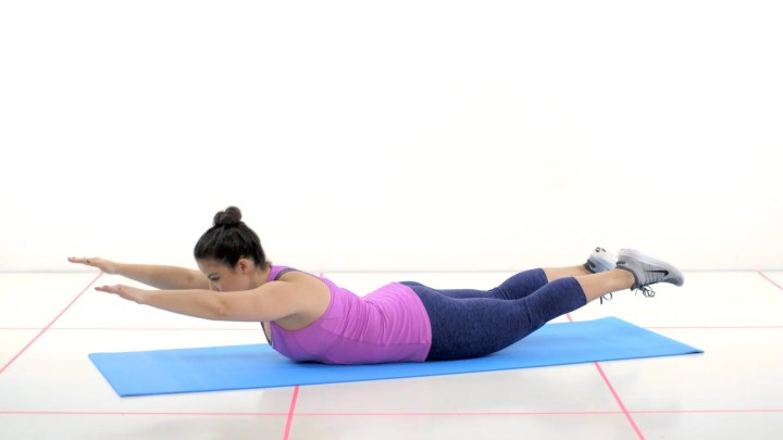 Ejercicio para fortalecer el core