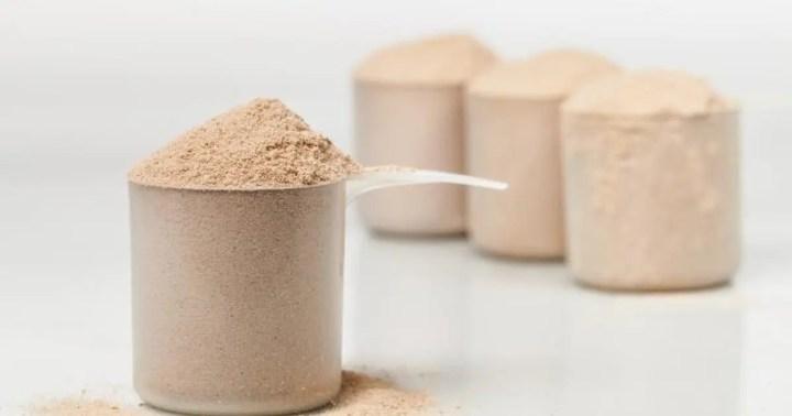 Los beneficios de la proteína de Caseína