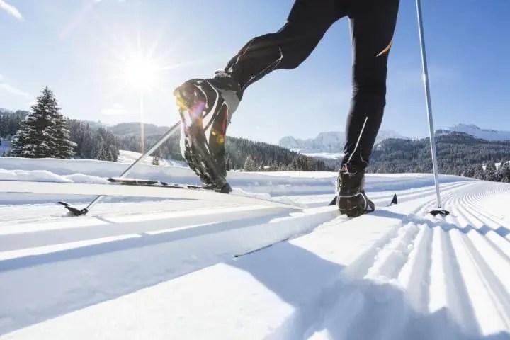 Cómo entrenar a los atletas de esquí de fondo