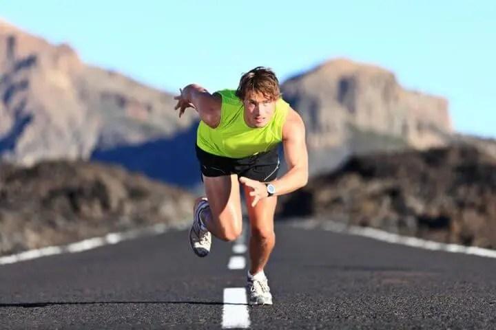 Rutina para mejorar en el sprint