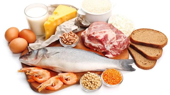 Efectos de un exceso de proteínas en las comidas diarias