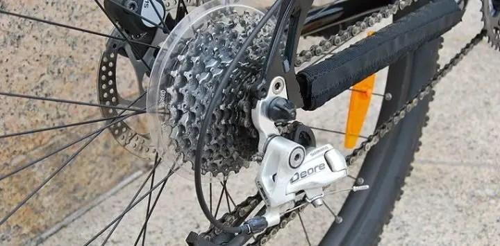 Utilizar los cambios de marcha en la bicicleta