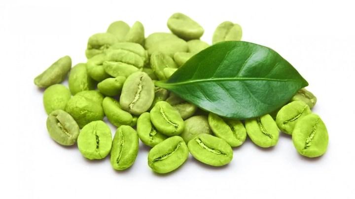 Los extractos de grano de café verde no adelgazan