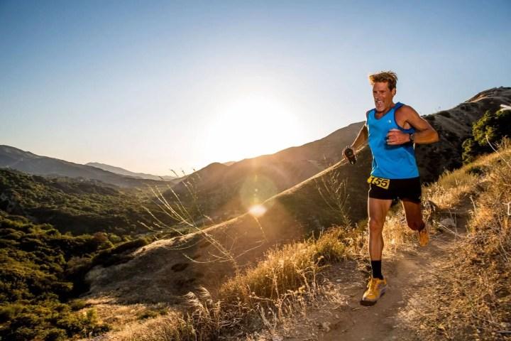 Cómo subir cuestas en trail running