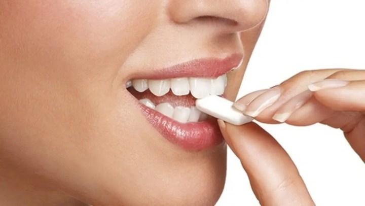 Masticar chicle alivia tensiones